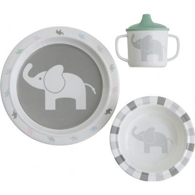 Rätt Start Elefant Servis 3-pack
