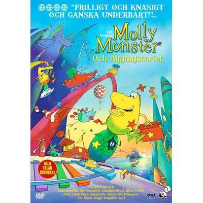 Molly Monster och äggmysteriet (DVD) (DVD 2016)