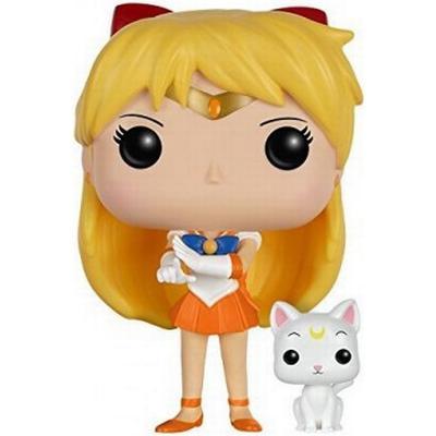 Funko Pop! Animation Sailor Moon Sailor Venus with Artemis