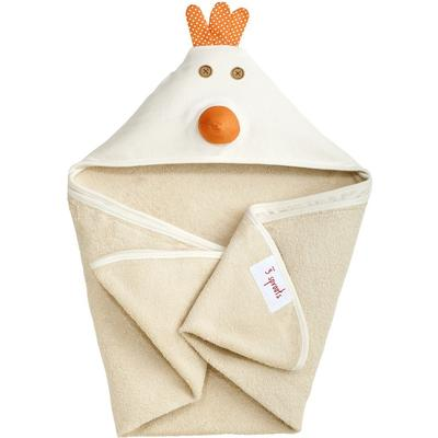 3 Sprouts Chicken Hooded Towel