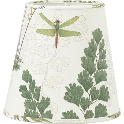 PR Home Cia Classic Flora 20cm Lampshade Lampdel Endast lampskärm