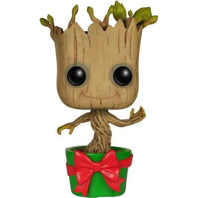 Funko Pop! Marvel GOTG Holiday Dancing Groot
