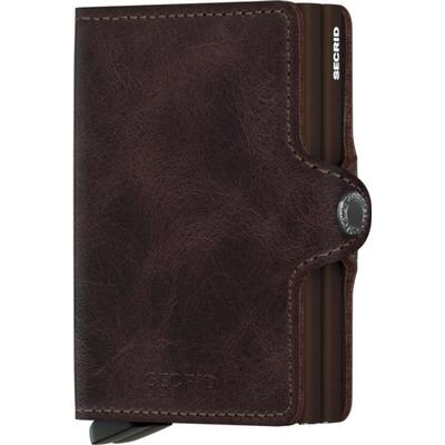 Secrid Twin Wallet - Chocolate Vintage