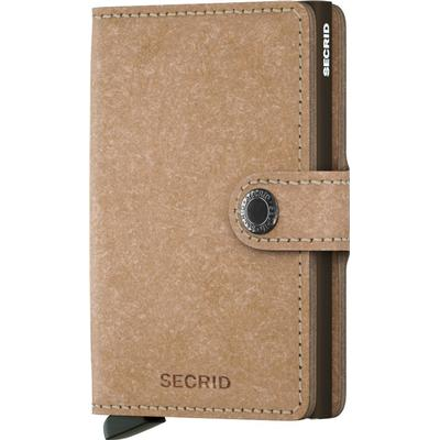 Secrid Mini Wallet - Recycled Natural
