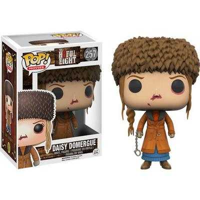 Funko Pop! Movies The Hateful Eight Daisy Domergue