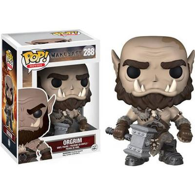 Funko Pop! Movie Warcraft Orgrim