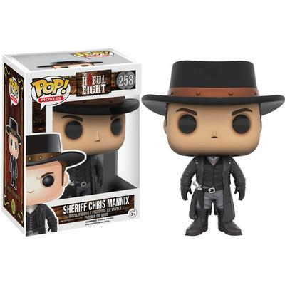 Funko Pop! Movies The Hateful Eight Chris Mannix