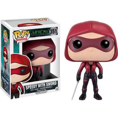 Funko Pop! TV Arrow Speedy with Sword