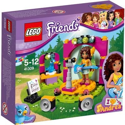 Lego Friends Andrea's Musical Duet 41309