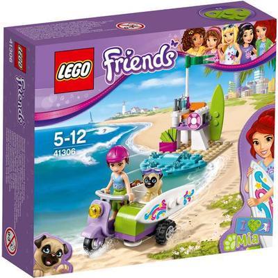 Lego Friends Mia's Beach Scooter 41306