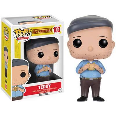 Funko Pop! Animation Bob's Burgers Teddy