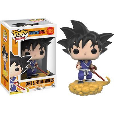 Funko Pop! Animation Dragonball Z Goku & Nimbus