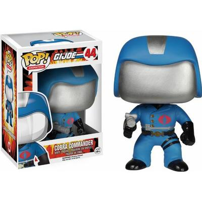 Funko Pop! TV G.I. Joe Cobra Commander