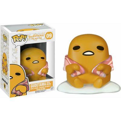 Funko Pop! Animation Sanrio Gudetama with Bacon