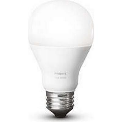 Philips Hue White LED Lamp 9.5W E27