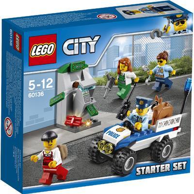 Lego City Police Starter Set 60136