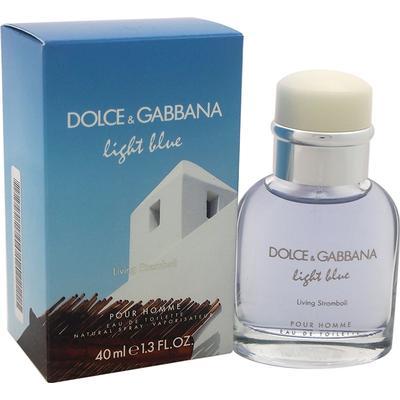 Dolce & Gabbana Light Blue Living Stromboli Pour Homme EdT 40ml