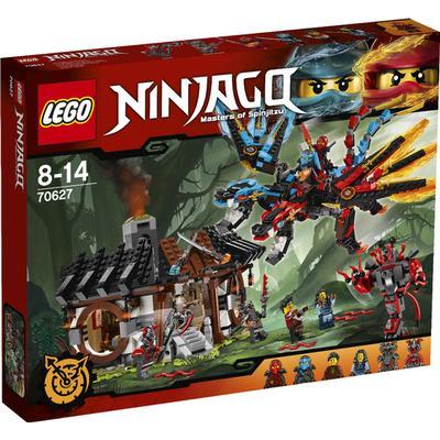 Lego Ninjago Dragon's Forge 70627