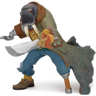 Papo Walrus Mutant Pirate 39462