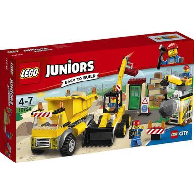 Lego Juniors Demolition Site 10734