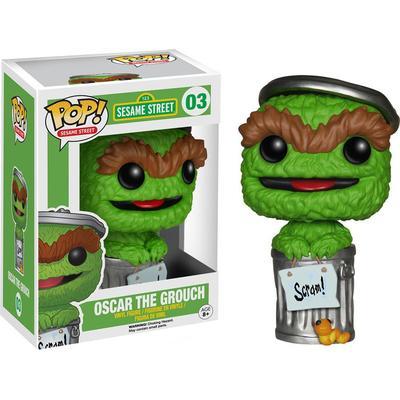 Funko Pop! TV Sesame Street Oscar the Grouch