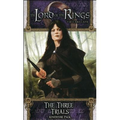 Fantasy Flight Games The Lord of the Rings: The Three Trials