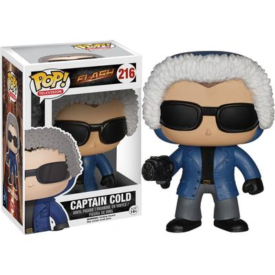 Funko Pop! TV The Flash Captain Cold