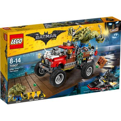 Lego The Batman Movie Killer Croc Tail Gator 70907