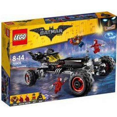 Lego The Batman Movie The Batmobile 70905