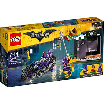 Lego The Batman Movie Catwoman Catcycle Chase 70902