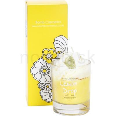 Bomb Cosmetics Aroma Candle Lemon Drop