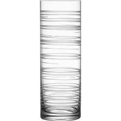 Orrefors Graphic Cylinder 30cm