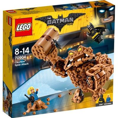 Lego The Batman Movie Clayface Splat Attack 70904