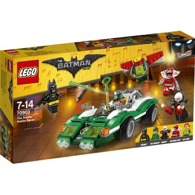 Lego The Batman Movie The Riddler Riddle Racer 70903