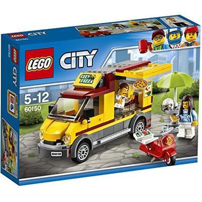 Lego City Pizza Van 60150
