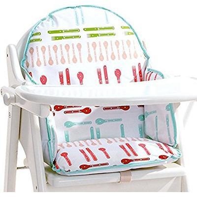 East Coast Nursery Highchair Insert Cushions Dinnertime