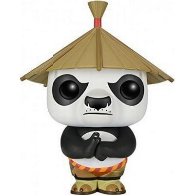 Funko Pop! Movies Kung Fu Panda Po with Hat