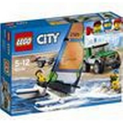 Lego City 4x4 with Catamaran 60149