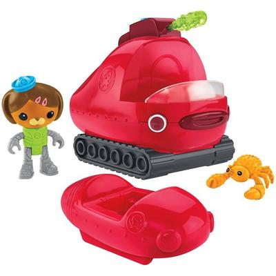 Fisher Price Octonauts Gup X & Dashi