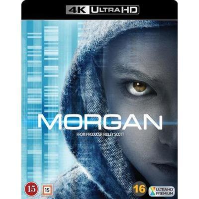 Morgan (4K Ultra HD + Blu-ray) (Unknown 2017)