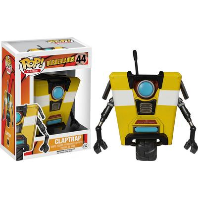 Funko Pop! Games Borderlands Claptrap