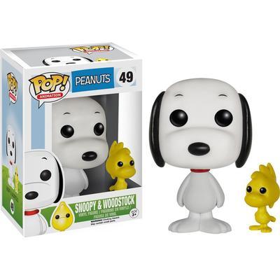 Funko Pop! TV Peanuts Snoopy & Woodstock