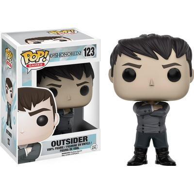 Funko Pop! Games Dishonored 2 Outsider