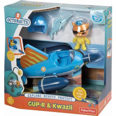 Fisher Price Octonauts Gup R & Kwazii