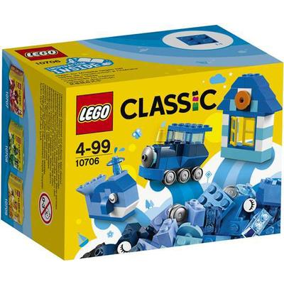 Lego Classic Blue Creativity Box 10706