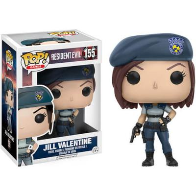 Funko Pop! Games Resident Evil Jill Valentine