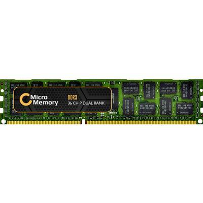 MicroMemory DDR3 1333MHz 4GB ECC Reg for Dell (MMD1010/4GB)