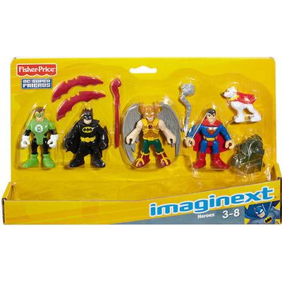 Fisher Price Imaginext DC Super Friends Heroes