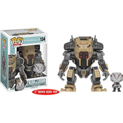 "Funko Pop! Games Titanfall 2 Blisk & 6"" Legion"