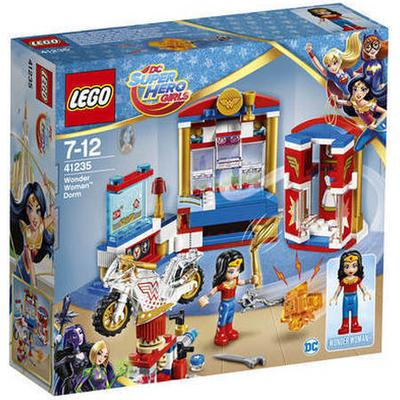 Lego DC Super Hero Girls Wonder Woman Dorm 41235